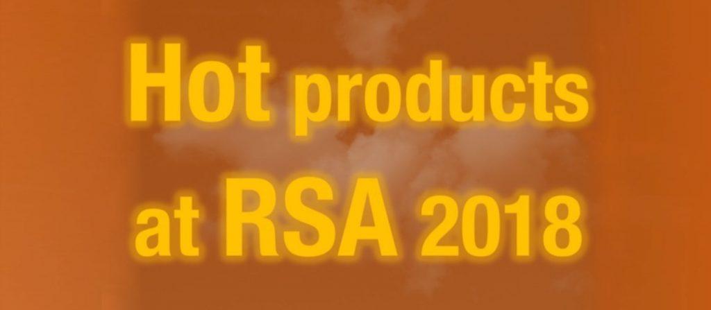 De populairste cyberbeveiligingsproducten op RSA 2018