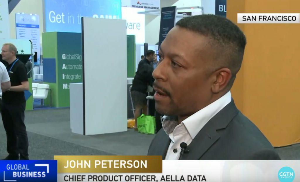John Peterson heeft het over de toekomst van cybersecurity bij bedrijven
