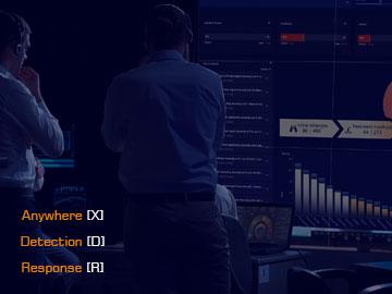 network detection response application