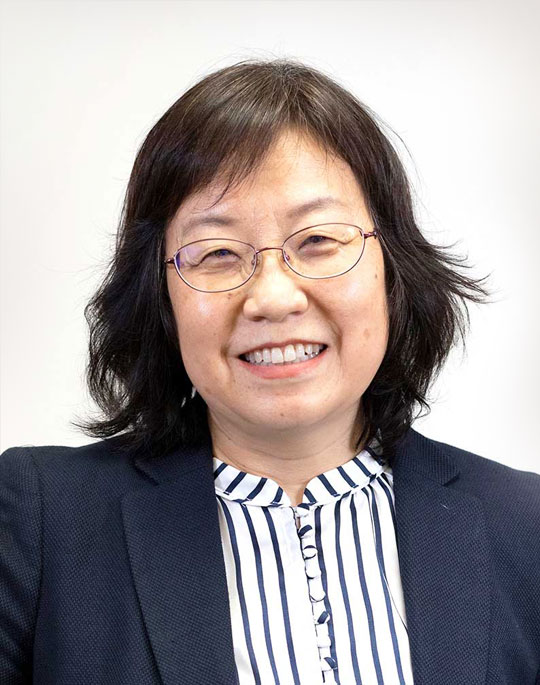 Aimei Wei, Senior Vice President Engineering & Founder