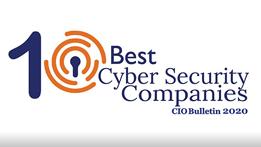 10 Pinakamahusay na Mga Cyber Security Company 2020