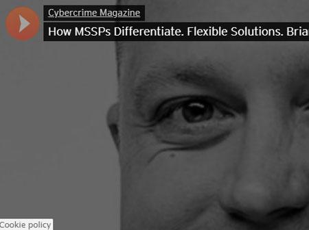 Como os MSSPs se diferenciam. Soluções Flexíveis. Brian Stoner, vice-presidente de provedores de serviços da Stellar Cyber