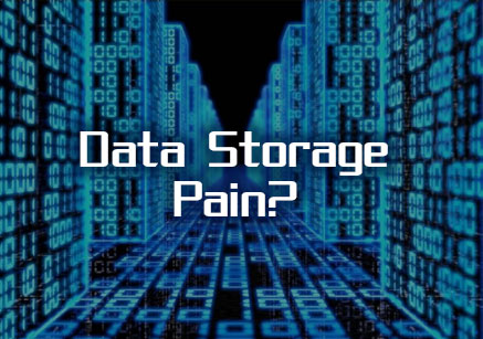 Data Storage Pain