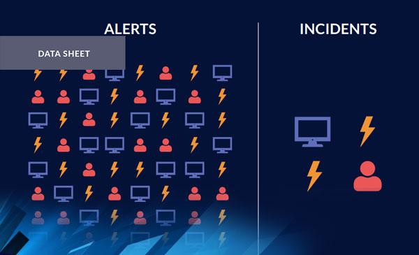 Avanços para defensores - Correlação de incidentes